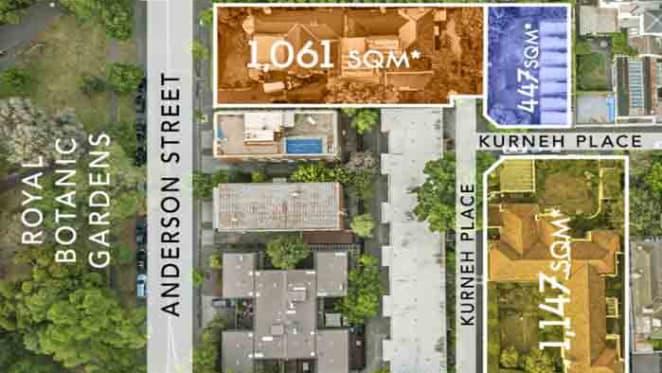 The $33 million Botanic portfolio, South Yarra sold to Fadil Sadikay