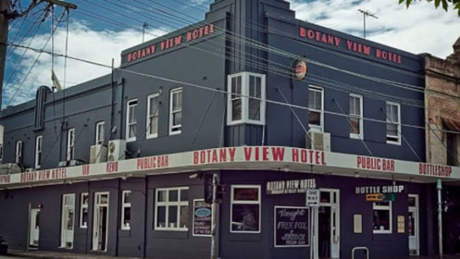 Paddy Coughlan buys Newtown pub, The Botany View Hotel