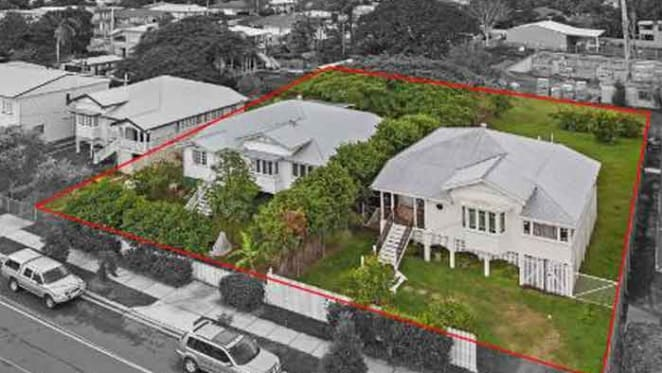 Large development site in Mitchelton listed