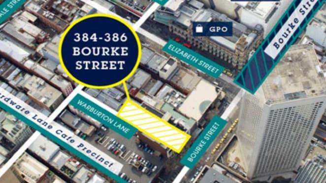 OPSM's Bourke St Melbourne building sells for $15 million