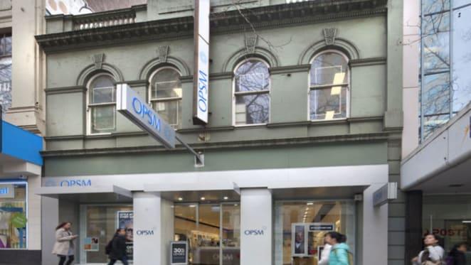 Bourke Street, Melbourne retail offering