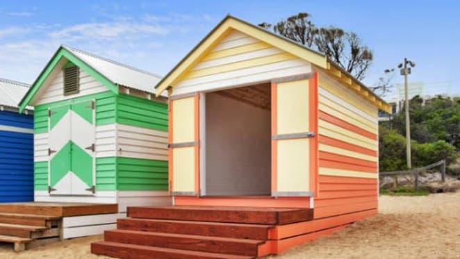Brighton bathing box 85 for December auction