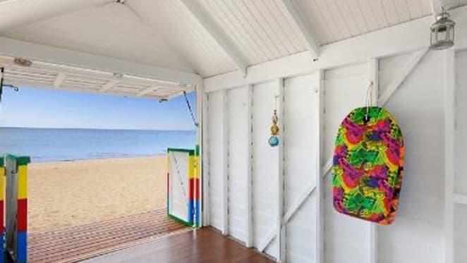 Brighton bathing box hits $307,000 record price
