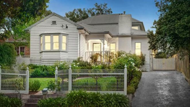 Five bedroom Mont Albert North family home listed
