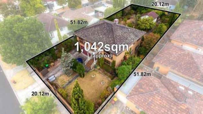 Box Hill landholding sale scores 100 percent value increase