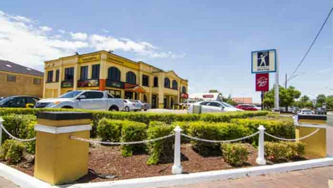 Two-storey retail building in Dubbo's CBD up for sale via auction