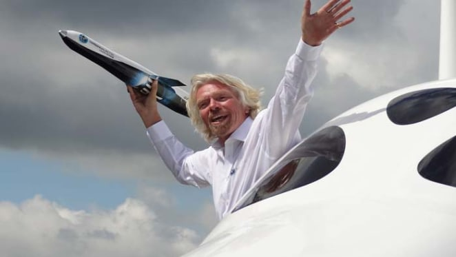 What is the best investment Sir Richard Branson ever made? Craig Turnbull