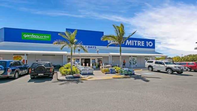Buyer nails down Mitre 10 property on Bribie Island