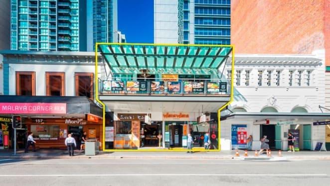 Brisbane CBD retail property sells for $9.3 million