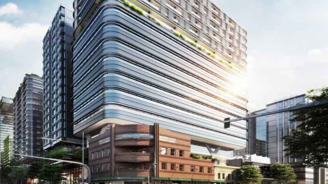 Impact Investment Group set for office/hotel Central Park, Sydney stake