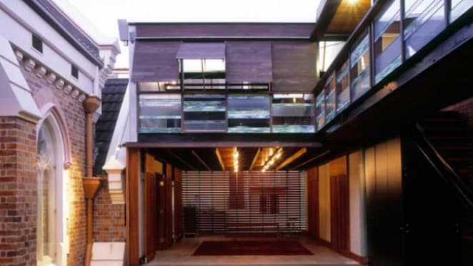 Fortitude Valley Brisbane home of architect James Russell  listed