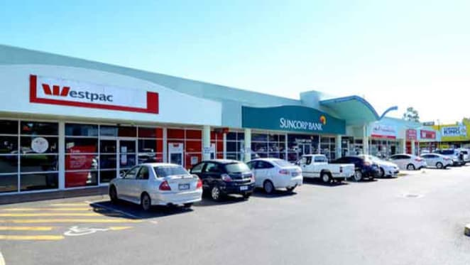 Brisbane shopping centre at Brown Plains Road sold