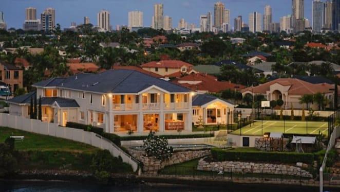 $4.1 million Benowa Waters trophy home sale