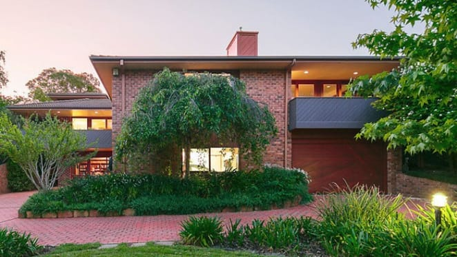 Bruce trophy home most expensive Canberra sale