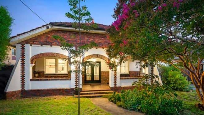 House of Sticks author lists Brunswick bungalow