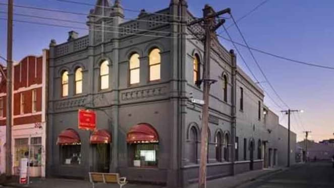 Brunswick warehouse, showroom and penthouse for sale