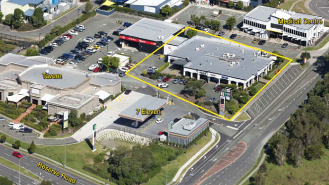 Brygon Reserve, Upper Coomera listed
