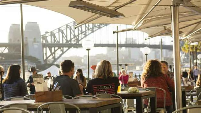 Buckley's Bar at Circular Quay up for sale