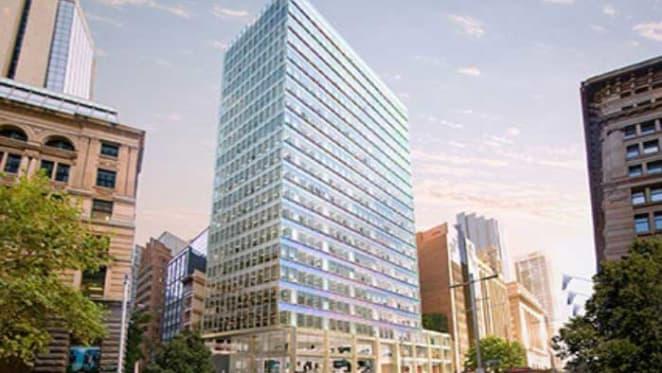Built wins safety award for refurbishing Sydney's 20 Martin Place