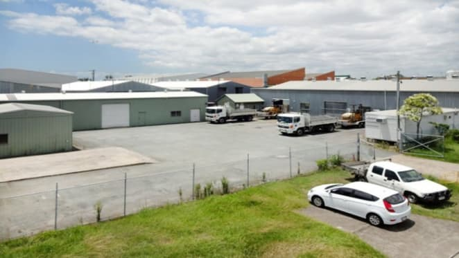 Two industrial sites in Brisbane sell above reserve at auction