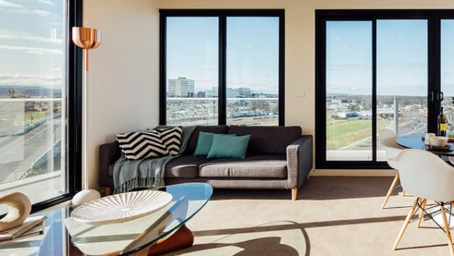 Burbank's Mosaic apartments win UDIA award for excellence