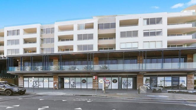 Sam Burgess yet to sell off-the-plan apartment