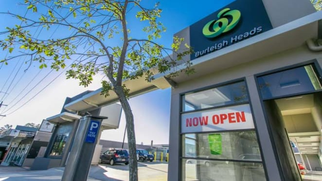 Woolworths Burleigh Heads sold for $7.31 million