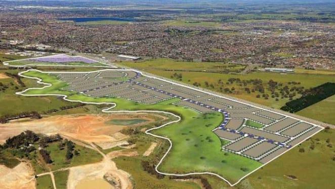 $100 million hopes for Melbourne fringe farm at Craigieburn