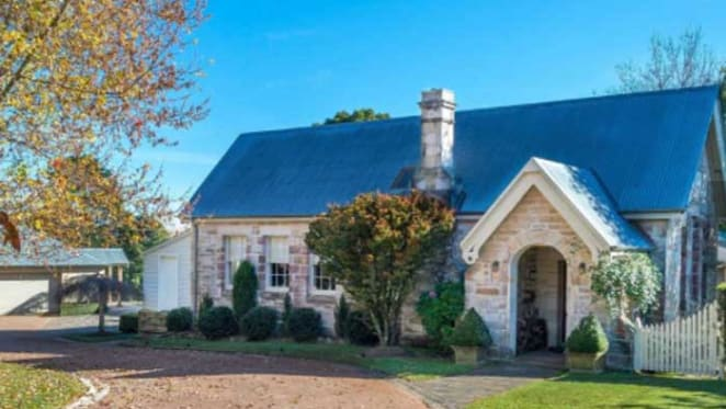 Old School House in Burrawang re-listed