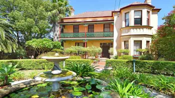 Maloola, the 1880 Burwood trophy home offering
