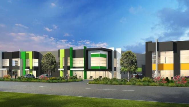 Most units sold as Melbourne's $15 million Keysborough business park nears completion