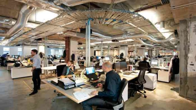 Why less is more at BVN office space for Sydney Open
