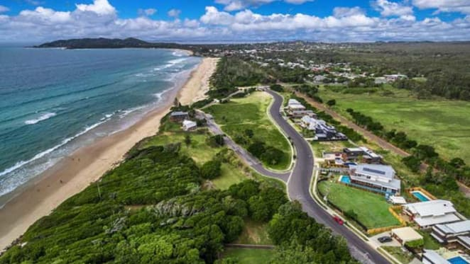 The Block co-host Shelley Craft buys Byron land parcel