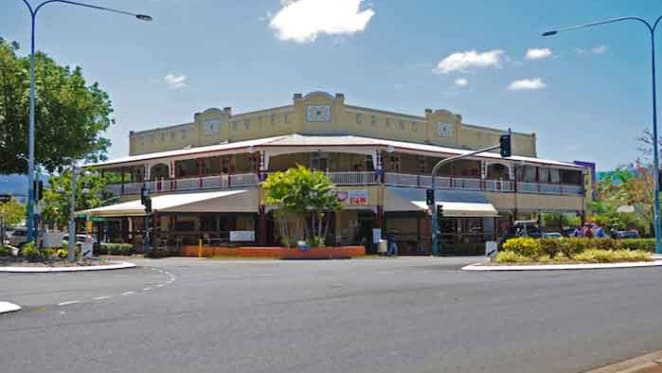 Grand investment opportunity in Cairns hotel market