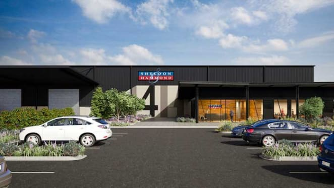 Sheldon and Hammond sign 10 year lease in Mirvac's Calibre, Eastern Creek