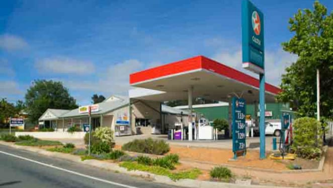 Service station near Canberra snapped up by Sydney buyer for $4.1 million