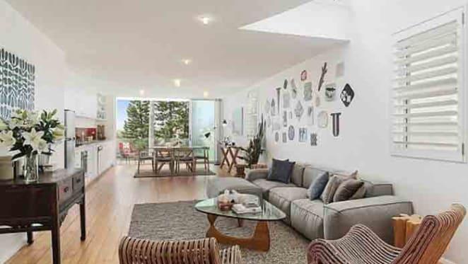 Braith Anasta misses out on Jane Campion's Tamarama apartment