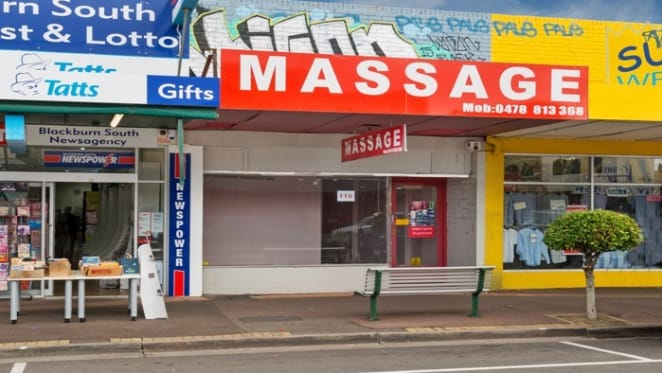 Blackburn South Retail listed for sale