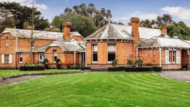Birregurra trophy home, Ripplevale listed for sale