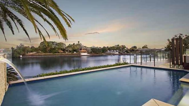 Gold Coast restaurateur Lincoln Testa lists Isle of Capri home