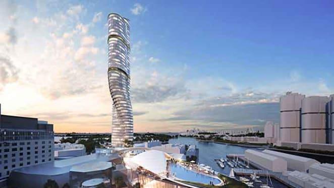 Star Casino selects FJMT spiral as design winner