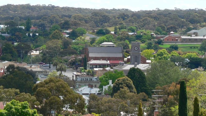 Regional Victoria price growth from commuter buyers
