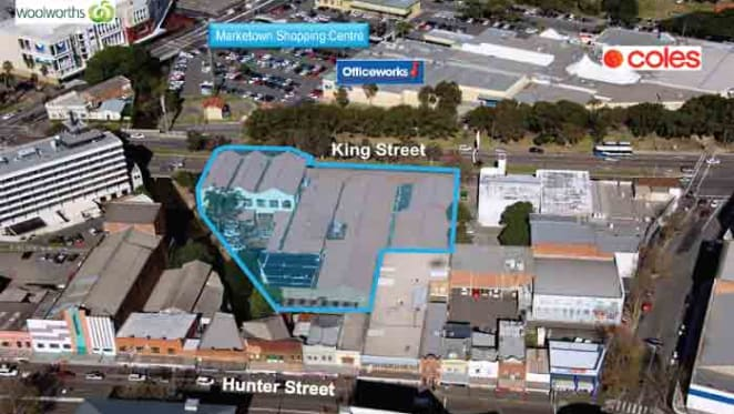 Developer plans for 197 apartment project in Newcastle