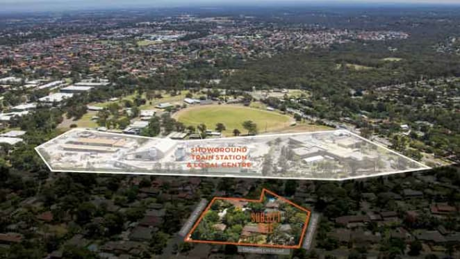Eight Castle Hill residents sell mega site