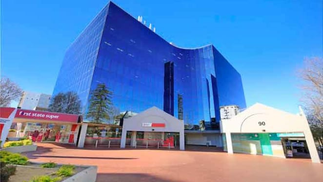 Centuria exchanges 90 Crown Street Wollongong for record price