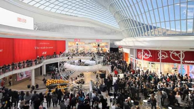 Chadstone reveals first stage of $660m revamp