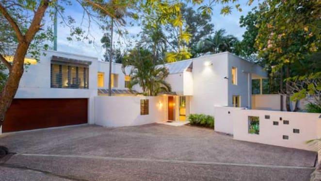 Gina Rinehart rents out Brisbane riverfront