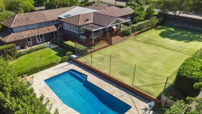 CEO Nick Chan lists 1930s Roseville trophy home