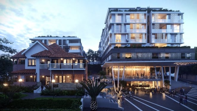 Chatswood Place launches; 106 units sold for $160 million