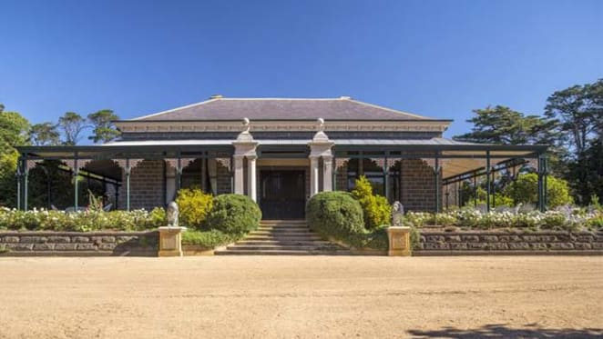 Chatsworth House, Western District Victoria farm offering